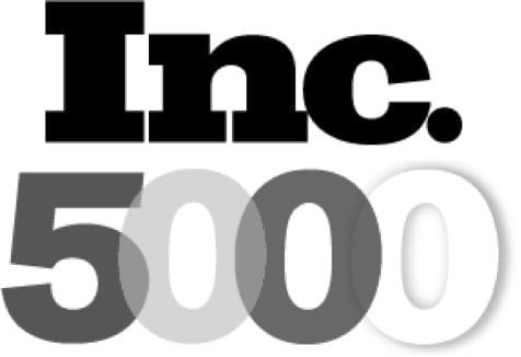 Ranked #516 on the Inc. 5000.