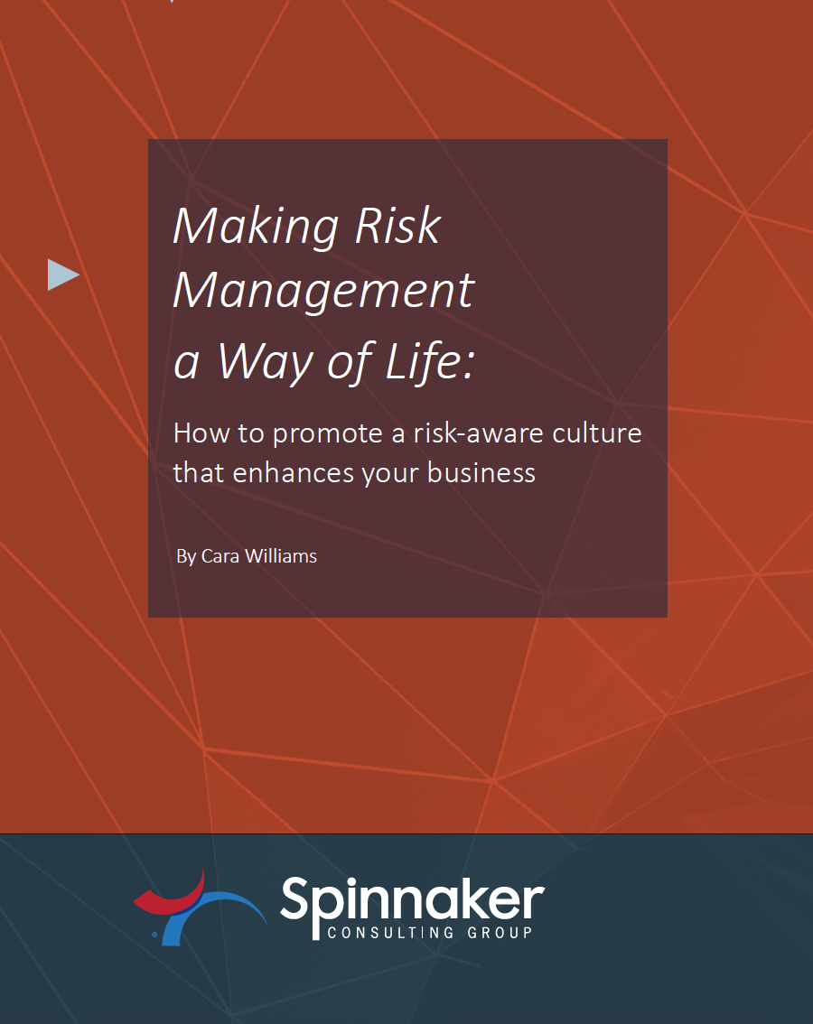 Making Risk Management a Way of Life Playbook