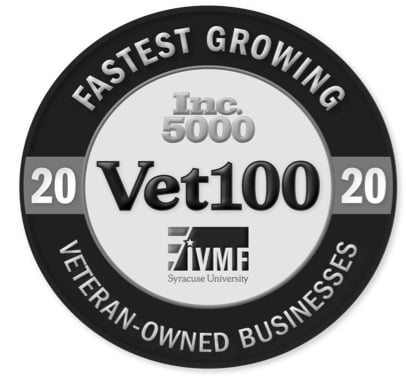 Inc 5000 Fastest Growing Veteran Owned Business